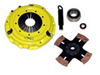 ACT Race Clutch Kit (4 puck Sprung): EVO X