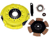 ACT Race Clutch Kit (6 puck sprung hub): EVO X