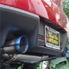 "Megan Racing 3"" Dual Exhaust System OE-RS - EVO X"