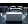 HKS Type-2 Front Mount Intercooler  + Intercooler Piping Kit - EVO X