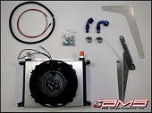AMS Transmission Cooler Kit - EVO X MR