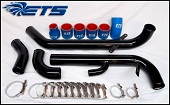 ETS Mitsubishi Evo X and Evolution X Upper and Lower Pipe Kit 2008-2015