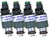 FIC 900cc Injector Set (High-Z) - EVO X