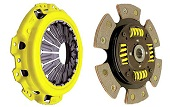 ACT Heavy Duty 6 Puck Sprung Disc Clutch Kit - EVO X