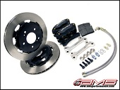 AMS/Wilwood Lightweight Front Brake Kit - EVO X