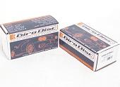 Girodisc S/S Rear Brake Pads - EVO X
