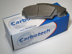 Carbotech AX6 Front Brake Pads - Evo x