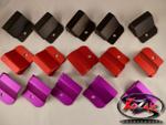 Kozmic Motorsports Evo X Aluminum Cam Sensor Heat Sheild