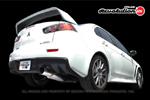Greddy Evo X Revolution RS Exhaust