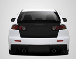 Extreme Dimensions Evo X Carbon Creations GT Concept Trunk