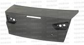 Seibon OEM Style Dry Carbon Fiber Trunk Lid - EVO X