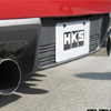 HKS Hi-Power Dual Exhaust - EVO X