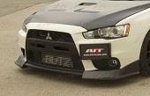 B-Magic Carbon Fiber XRS Front Add-on - EVO X