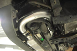 """CBRD Evo X 2.75"""" One Piece Cold Charge Pipe"""