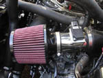 Ultimate Racing Evo X Short Ram Intake