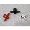 Boomba Evo X Fuel Pressure Regulator Adaptor - Straight - EVO X