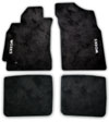 WORKS Embroidered Floor Mats - EVO X