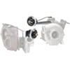 TurboSmart Internal Wastegate Actuator 14 PSI Black - EVO X