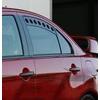 Rexpeed Carbon Fiber Window Vents Set - EVO X