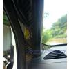 Rexpeed Carbon Fiber A-Pillar Set - EVO X