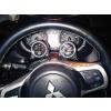 Rexpeed Carbon Fiber Steering Wheel Dual Gauge Pod - EVO X