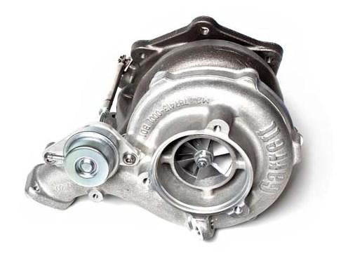 ATP Garrett Dual Ball Bearing Twin-scroll GTX3076R Bolt-on Turbo Kit, EVO X - Internally Wastegated