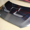 Bay Speed Aero BS Carbon Fiber Hood - EVO X