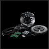 """KSport Mitsubishi EVO X 2008-2013 Front 16"""" / 400mm SuperComp 8 Piston Big Brake Kit"""
