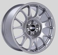 BBS CH 18x8 5x114.3 ET38 Diamond Silver Wheels -82mm PFS/Clip Required
