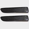 Rexpeed Carbon Fiber Rear Bumper Inserts - EVO X