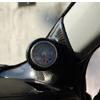 Rexpeed Carbon Fiber Gauge Pod - EVO X RHD