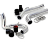 AGP Aluminum Hard Pipes- EVO X