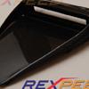Rexpeed Carbon Fiber Hood Scoop Vent Type-1 - EVO X