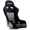 Bride Cusco Vios III+C FRP - Silver/Black Suede Seat