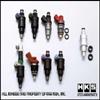 HKS 800cc Injector (Sold Individually) - Evo X
