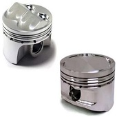 Brian Crower Pistons CP Custom w/ pins, rings and locks 4B11T- Evo X