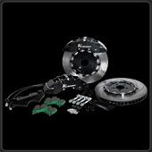 KSport SuperComp Front Big Brake System - EVO X