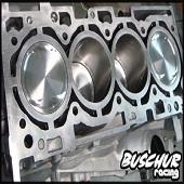 Buschur Racing Stage 3 2.0L Shortblock w/o Cores - EVO X