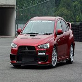 ChargeSpeed Bottom Line Type 1 Carbon Full Body Kit - EVO X