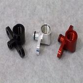 Boomba Evo X Fuel Pressure Regulator Adaptor - Right Angle - EVO X