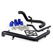 Cobb Stealth Black IC Hard Pipe Kit - EVO X