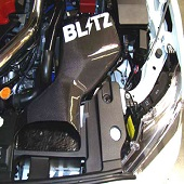 Blitz Carbon Fiber Suction Intake Kit - EVO X