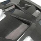 CBD Carbon Fiber Hood - EVO X