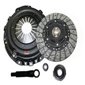 Competition Clutch Stage 2 - Steelback Brass Plus Clutch Kit - EVO X