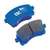 EBC Blue Stuff NDX Rear Brake Pads - EVO X