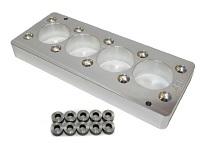 JM Fab EVO X 4B11 Aluminum Torque Plate