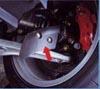 Mitsubishi Brake Cooler Kit: EVO X